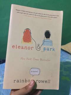Eleanor & Park novel