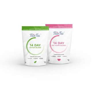 Thin Tea - alkalis, detox, burn fats