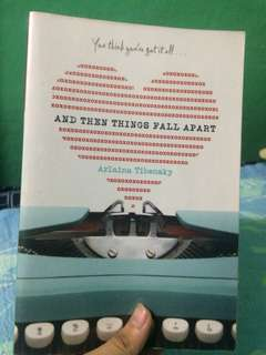 And then things fall apart novel