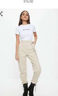 Missguided chain pants 6