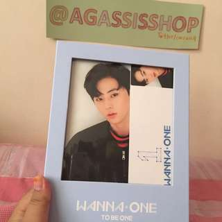 [READY STOCK] WANNA ONE TO BE ONE UNSEALED