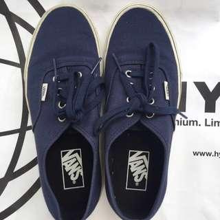 Vans Navy 7.5