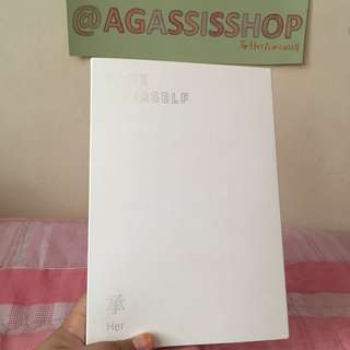 [READY STOCK] BTS LOVE YOURSELF HER E VERSION