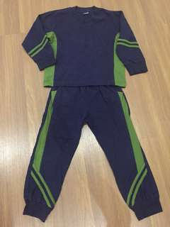 Boy pyjamas/ sport set