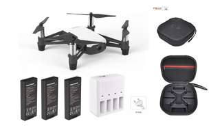 DJI Tello with Ultimate BUNDLE