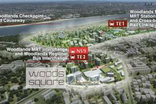 Rental Guarantee @ Woods Square