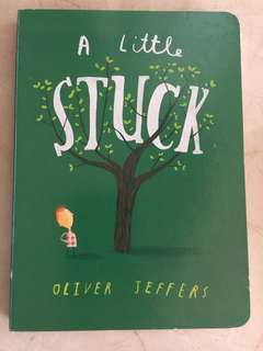 Oliver Jeffers A little stuck