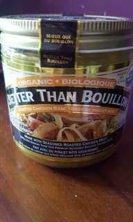 Roasted Chicken Stock Base - Organic