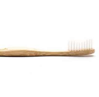 Bamboo Toothbrush Adult - White