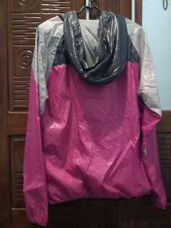 Jaket Parasit Pink