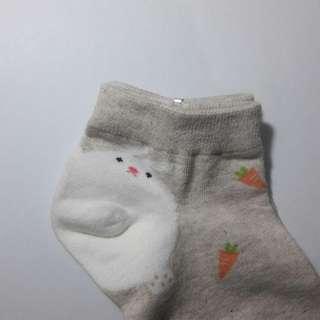 Bunny Ankle Socks