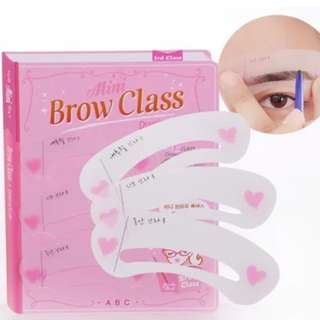 Etude House Brow Class Drawing Guide Eyebrow