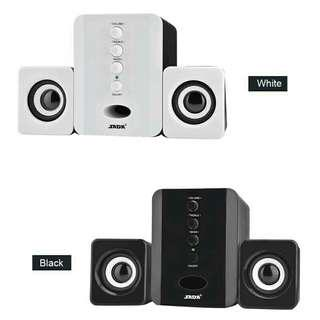 Wired Combination Speaker Bass Music Player Subwoofer For Cellphone Laptop PC
