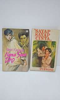 Novel jadul drama romantis