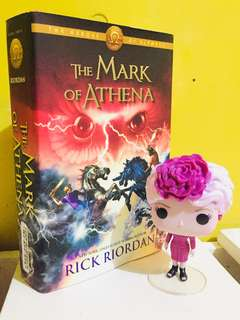 Rick Riordan - Mark of Athena
