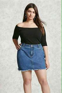 Plus Sized Skirt