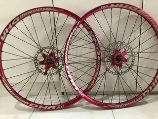 Atomlab DHR SL Hope Pro 2 Evo Wheelset