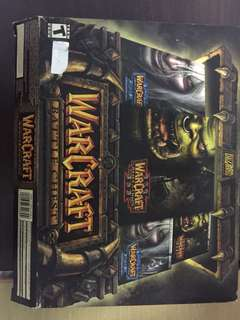 Warcraft III battle chest (Reign of Chaos and Frozen Throne)