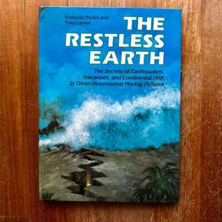 The Restless Earth Hardcover 3D book