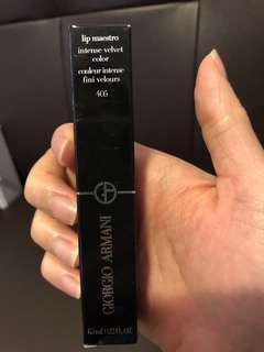 GIORGIO ARMANI Lip Maestro #405