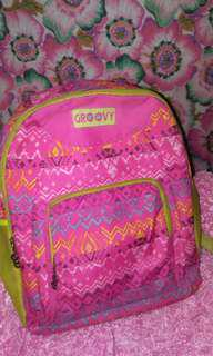 Groovy Back Pack