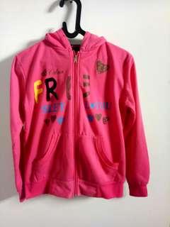 Women Pink Jacket
