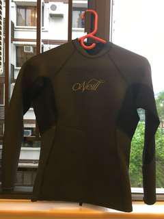 O'neill womens wetsuit size 10