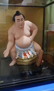 Patung Sumo