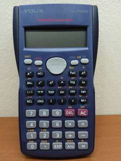 Scientific Calculator Youx yx-350MS