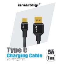 Ismartdigi Type-C充電線 5A輸出
