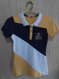 Crissa Polo shirt for women