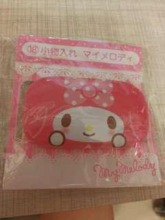 My Melody 全新飾物盒(內黑絨)