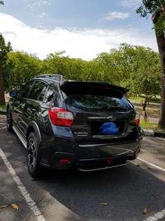 Subaru STI Performance 2014/2015
