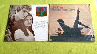 LOVE STORY ● FEMALE VOCALISTS .  Carpenters ● Mary MacGregor ● Debby Boone ● Barbra Streisand ● Judy Collins ● Samantha Sang ● Petula Clark ● Celtic Woman ● Cilla Black.   etc.. ( buy 1 get 1 free )  vinyl record