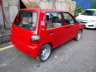 PERODUA KANCIL 660 (MANUAL TRANSMISION) First Model