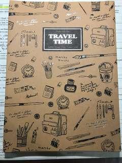 🚚 Travel Time 筆記本