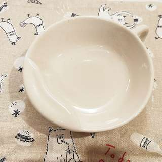🚚 日本 小瓷盤 小碟子 湯匙架