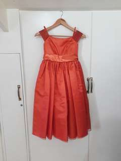 Fire Party Dress 🦄👑🎀👒🏵💖
