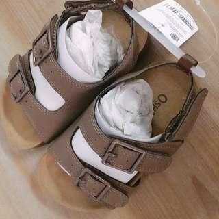 🚚 全新oshkosh男生夏季涼鞋