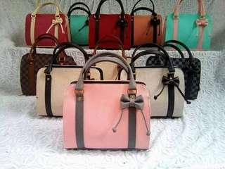 Limited edition: Marikina made bags