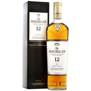 Macallan 麥卡倫12年單一麥芽威士忌 - 雪莉桶 (2018)