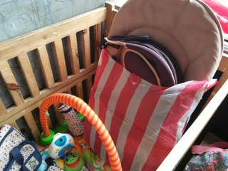 Cradle and crib take all