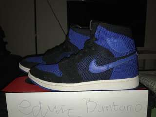 Air Jordan 1 Retro Hi FLYKNIT (Blue)
