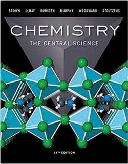 Central Science by Brown, Pearson 14th ed.