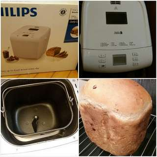Philips麵包機