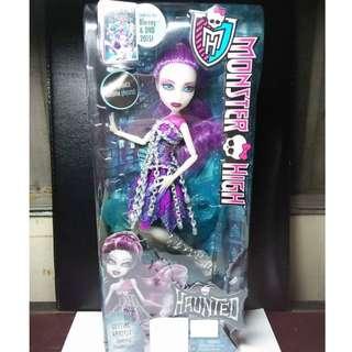 MONSTER HIGH Haunted Getting Ghostly Spectra Vondergeist Doll