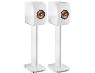KEF Performance Speaker Stands (White)