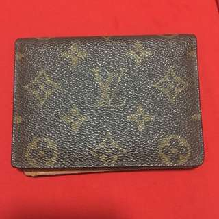 Original Louis Vuitton Japon Sanga Poolcard case
