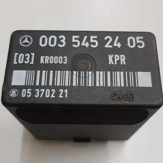 Mercedes w124 Fuel Pump Relay