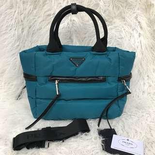 Prada Bomber Bag